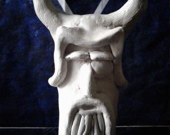 Odin Altar Statue