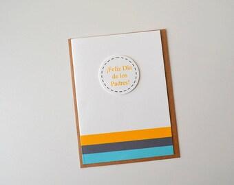 Spanish Father's Day Card - Feliz Día de los Padres