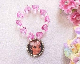 10 Moana Bracelets Party Favors