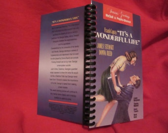 It's a Wonderful Life VHS notebook