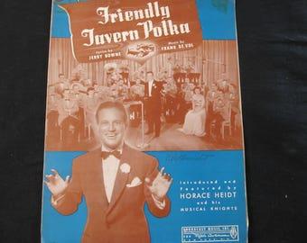 Friendly Tavern Polka