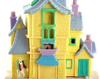 Polly Pocket Disney The Aristocats 1996