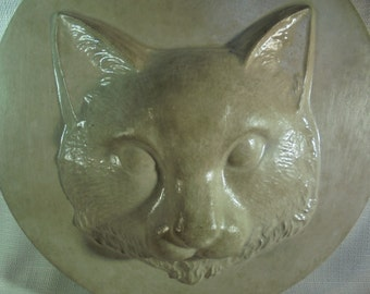 Cat 3D Stepping Stone, Yard Decor, SHIPPING INCLUDED