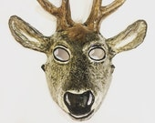 RESERVED for JONATHAN CASS deer mask