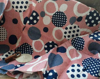 Preppy fabric Etsy