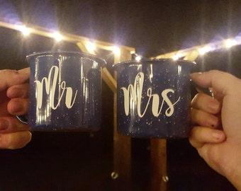 Mr & Mrs. Mug Newlywed Engaged