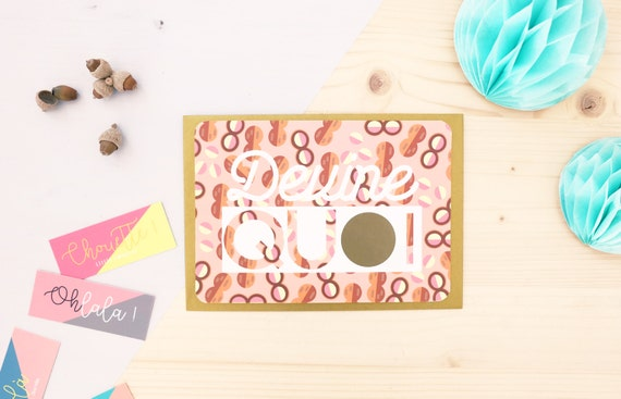Scratch-off Chouette comme une cahouette  - Happy card