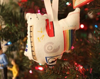 Ohio Ornament in School Office Supplies (Great for teacher!) | Free Shipping :)