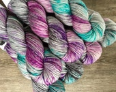 classic {dk} | BUTTERFLY | ready to ship | hand dyed yarn | merino nylon
