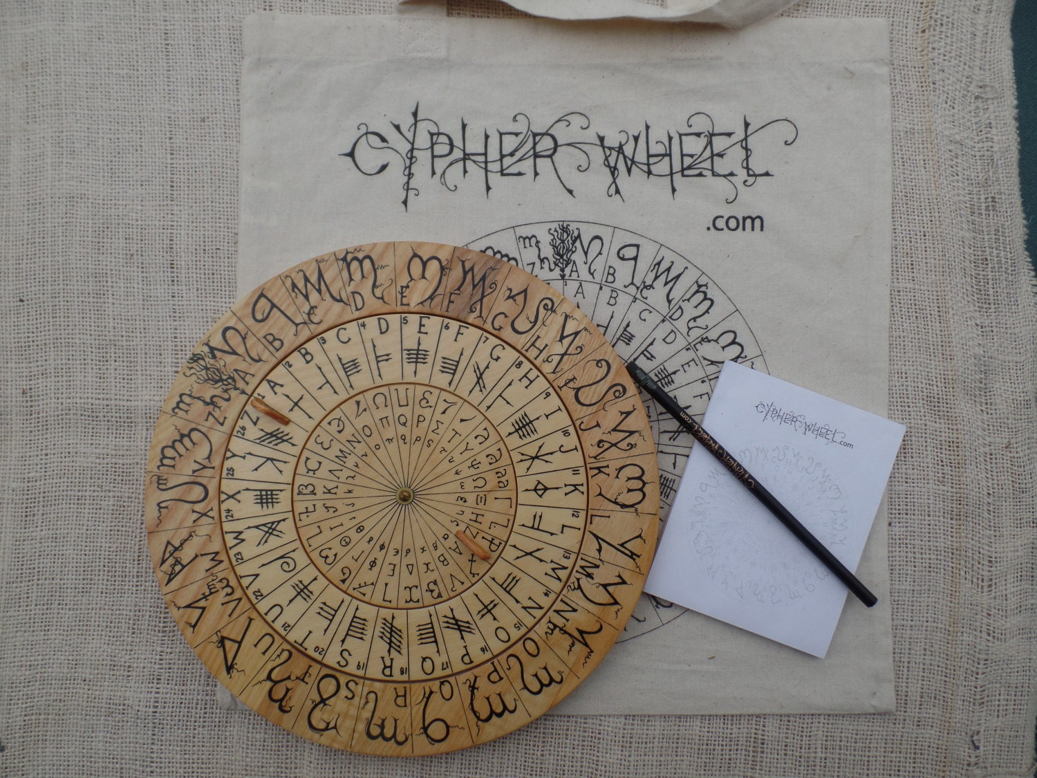 It's just a picture of Divine Printable Cipher Wheel