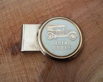 Vintage Dodge Money Clip
