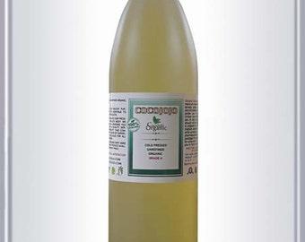 Rice Bran Oil 100% Pure Organic Unrefined