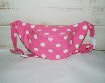 Fanny Pack - Hip Bag - Women and Teen Girls Hip Pouch