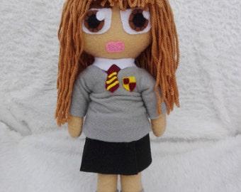 Hermione Granger plush toy