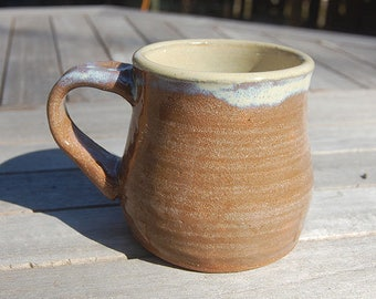 8 oz Stoneware Tea Cup