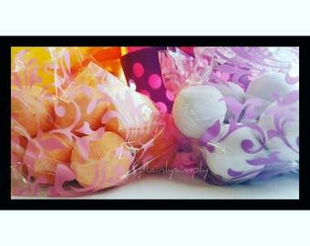 Bulk wholesale 50 bath bomb fizzies, 1.5 oz, 4 oz, single color, bubbles, float, spins, fragrance, Essential Oils, Moisturize Skin, everyone