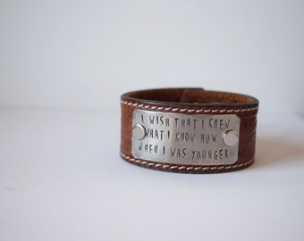 When I Was Younger cuff \\ ON SALE