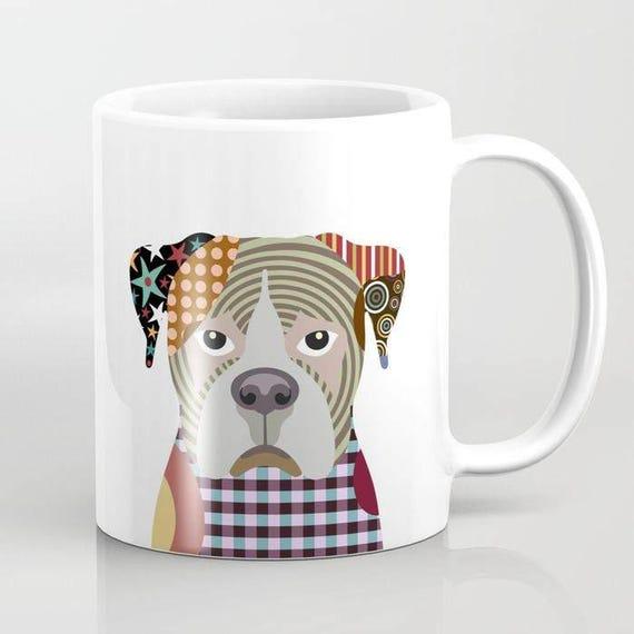 Boxer Mug, Dog Mug, Boxer Gifts, Animal Mug, Pet Gifts, Pet Mug, Dog Lover Gift, Dog Lover Mug, Dog Lover, Animal Print, Cool Coffee Mugs,