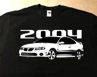 2004 Pontiac GTO T-Shirt
