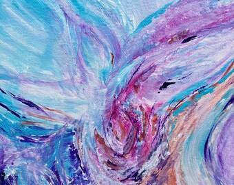 Rising Spirit Original Painting