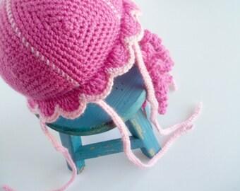 Rosie the Crochet Jellyfish