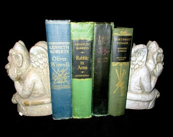 KENNETH ROBERTS Book Bundle of Four Greats