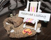 Reserved for Jen - by Landscapes In Miniature