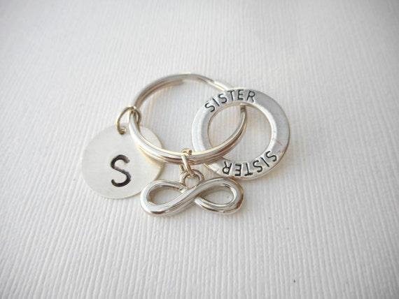 Wedding Gift For Big Sister : ... Big Sis, middle sis jewelry, gift for sister, bridesmaid gift, Long