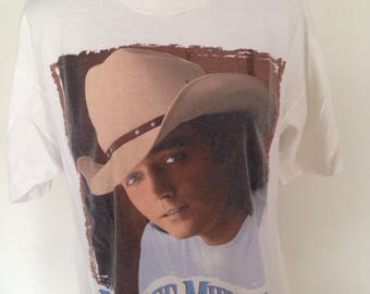 Vintage David Lee Murphy 1996 Country Tshirt