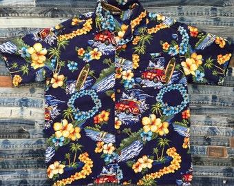 Hawaiian Shirt Mens - Reebesse