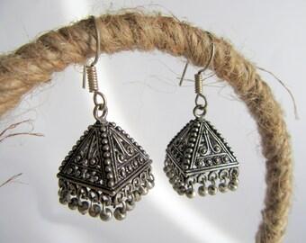 Wonderful India Earrings  Ethnic Jewelry.