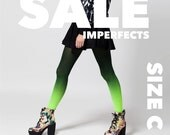 SALE! SIZE C Imperfects