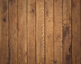 Natural Grunge Wood - Vinyl Photography Backdrop Floordrop Prop