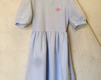 french Girl's dress vintage