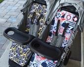 2 double bob , city mini or city mini gt /valco duo stroller /pram liners