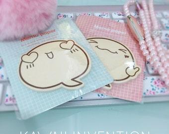 Kawaii Totoro Memo paper