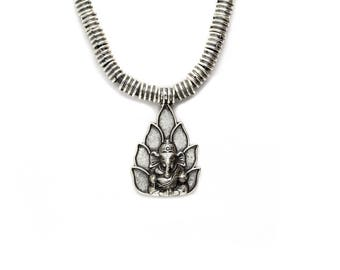 Ganesh Pendant Necklace