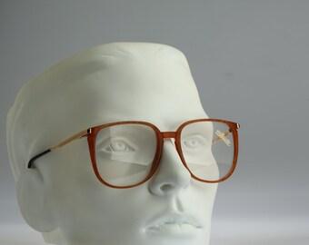 Silhouette M 2707/2  C 1353 / Vintage  eyeglasses & Sunglasses / 90s NOS rare / Lightweight frame