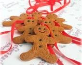 2 Gingerbread Men