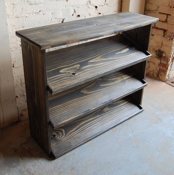 Foyer Table For Shoes : Entryway table shoe rack closet organizer storage