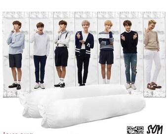 BTS Bangtan Boys Body Pillow Case Version 2