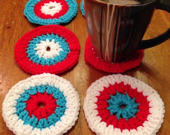 Summer Fun Coasters