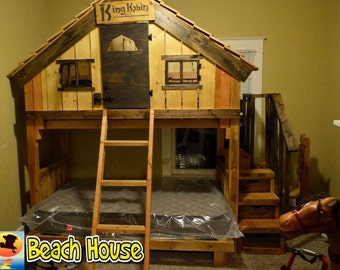 treehouse bed | etsy