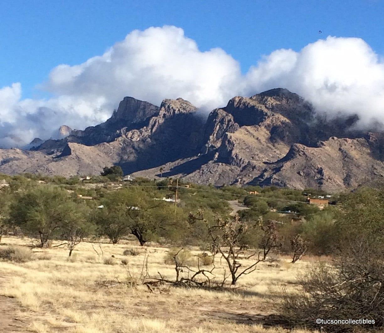 catalina mountains in tucson arizona