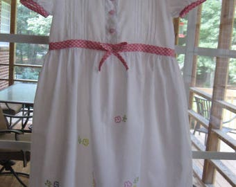 Gingham Dresses Etsy
