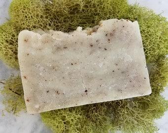 English Fog All-Natural Soap, Earl Grey Soap, Earl Grey Tea, Tea Soap, Bergamot Soap, Clove Soap, Coconut Oil Soap, Essential Oil Soap