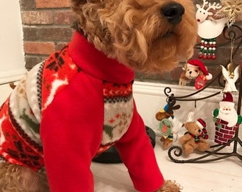 Christmas Sweater for Dogs(Small to Large breed)