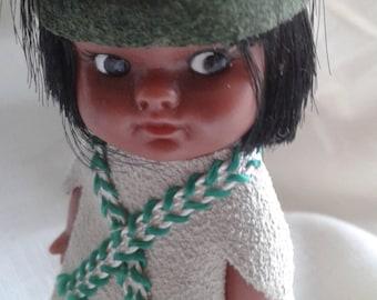 Tiny Inuit Doll
