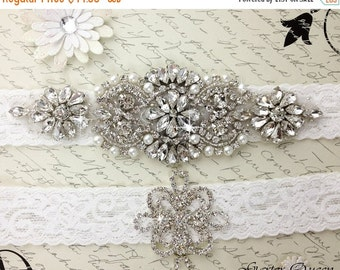 5c01df07caa 15 sale wedding garter set wedding garter belt wedding garter wedding garter  set stretch lace garter
