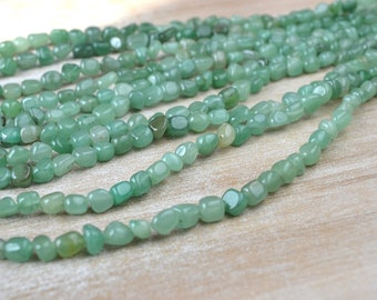 Nature green chalcedony beads,nature gemstone,irregular beads,chips & nuggests,semi precious,jewelry supplies,components J0297